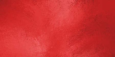 textura: červené pozadí poutač, namalovaná červená kovové textury