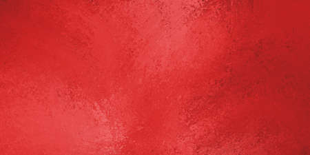 red paint: red background banner, painted red metal texture
