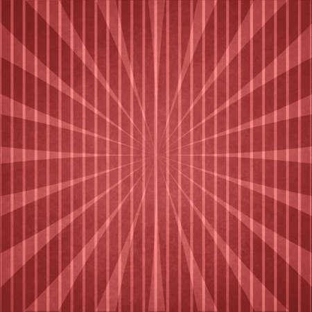 lineas blancas: dise�o de fondo rojo de la ilustraci�n retro salida del sol con las l�neas blancas de estilo doble exposici�n en capas en la parte superior