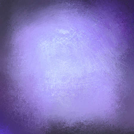 smeared: vintage purple background texture design, borders are black grunge textured vignette with smeared paint brush strokes Stock Photo