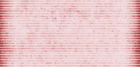 faded: faded vintage red and white striped background, shabby chic line design element on distressed texture with darker red border design