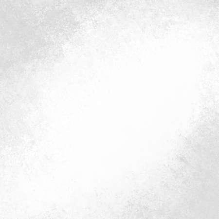 old paper texture. vintage white background with gray grunge border. Foto de archivo