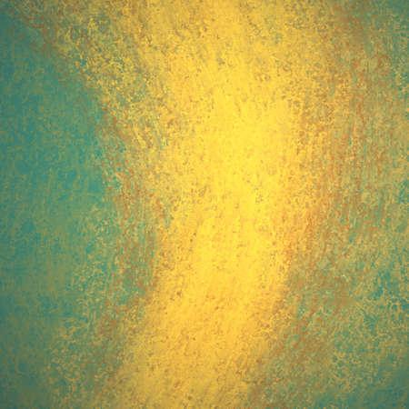 shiny gold: gold design element. gold color splash on green background. shiny gold streak abstract design. Stock Photo