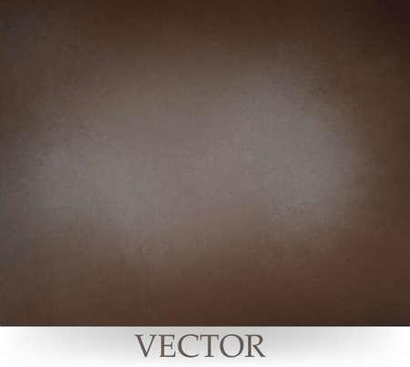 럭셔리 갈색 배경 벡터 가죽 질감 그림 어두운 비녜 트 테두리