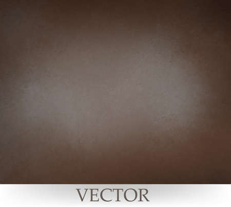 luxury brown background vector with leather texture illustration dark vignette border