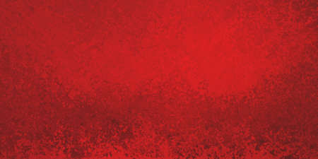 red background banner, black vintage grunge texture