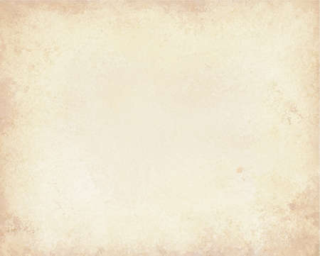 edge: old brown paper background with vintage texture layout, off white or cream background color