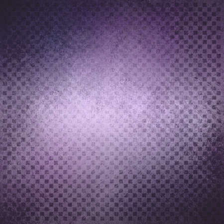 paint background: purple background with black checkered design, abstract background, block squares in fine detailed pattern layer