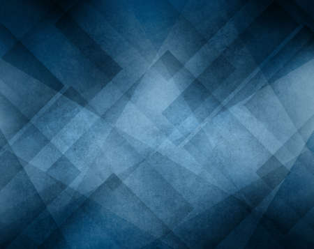 blue color background with abstract geometric triangle line design