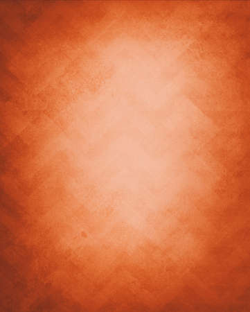 faint: abstract zig zag pattern background with geometric angles and diagonal shapes, orange background with texture, burnt orange graphic art design paper, faint pattern texture