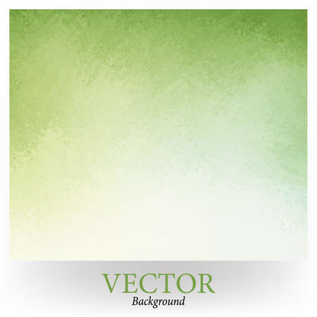 light green background vector with white gradient into darker spring green grunge design border texture with soft lighting