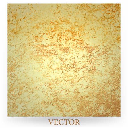 marbled: luxury gold background texture, yellow gold and brown marbled colors and old distressed vintage grunge background texture, gold vector background Illustration