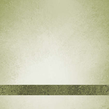 pastel green background with dark ribbon footer with room for typography or text, has vintage grunge background texture