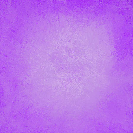 light purple background or white background with vintage grunge background texture parchment paper, abstract pale background pastel color on white paper canvas linen texture with light gradient center Stock Photo