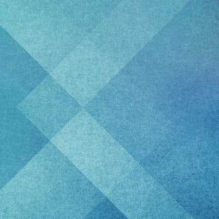 abstract sky blue background, triangles and angled shapes layered line design element, faded texture design, geometric background, angled shapes background Banque d'images