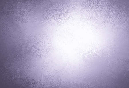 rustic pastel purple background with darker grungy border on corners and vintage texture design Stock Photo