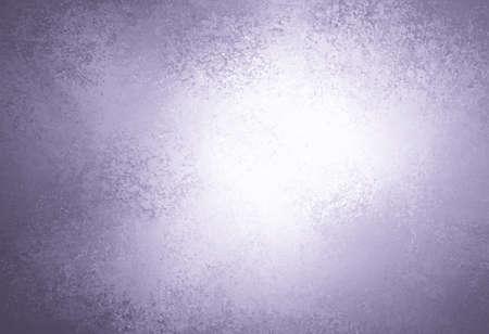 rustic pastel purple background with darker grungy border on corners and vintage texture design Standard-Bild