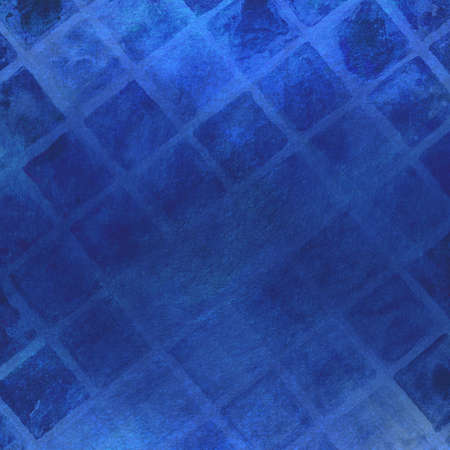 slanted: abstract blue background with watercolor textured diamond shapes and line pattern, cool blue painted background design with diagonal slanted lines