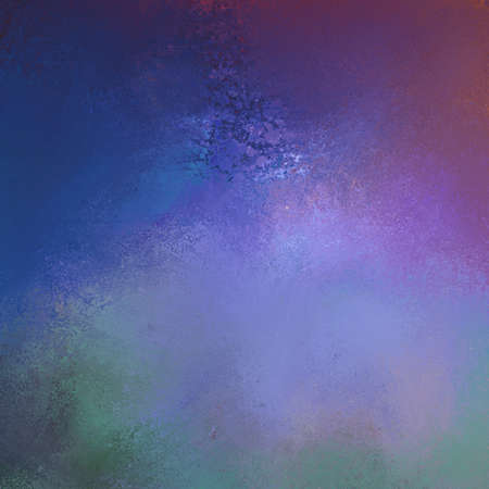 sponged: blue and purple background blur with texture, elegant classy multicolor background design for graphic art projects, dark colorful background