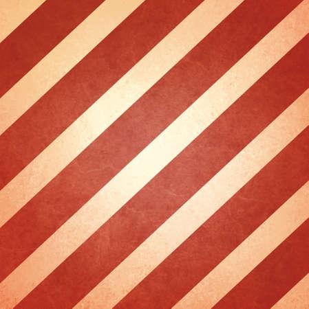 diagonal lines: vintage red orange and beige background striped pattern, angled diagonal lines design element
