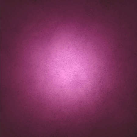 web background: pink background with white center spotlight and faint texture Stock Photo