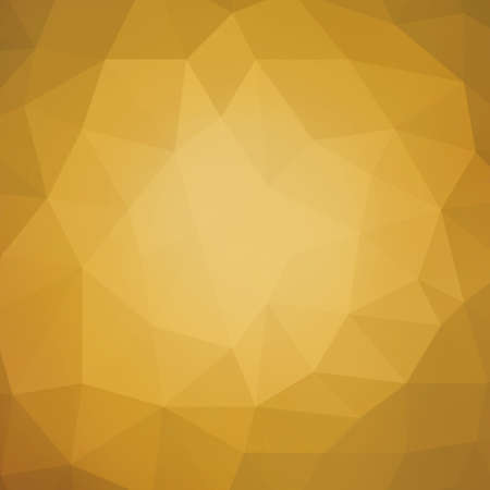 gold background design, triangle shapes low poly background design