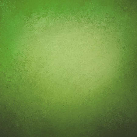 green background, vintage color and sponged distressed texture in soft blended brush strokes with light center and darker border