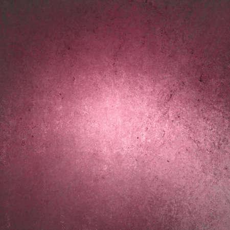 rosa negra: fondo de color rosa con negro sombra Foto de archivo