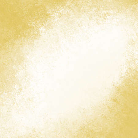 old paper texture. vintage white background with gold grunge border.