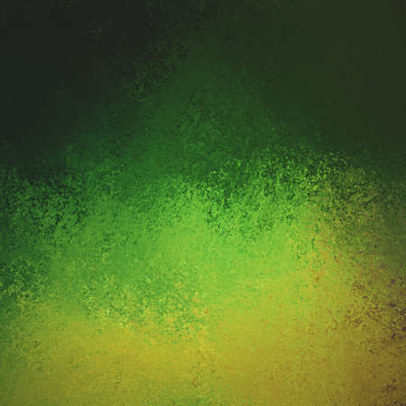 black shadow: green background with black shadow and vintage texture