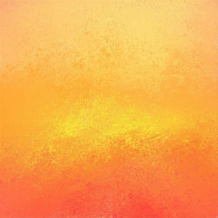 orange background with bright gold color splash paint