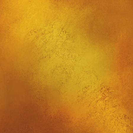 brown background: yellow gold background, marbled sponge texture with sunny center and brown border shadows, elegant luxury background