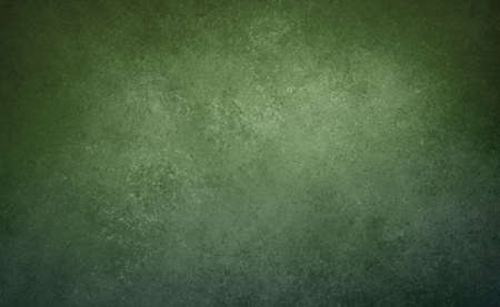 abstract green background design layout or old green paper vintage grunge background texture