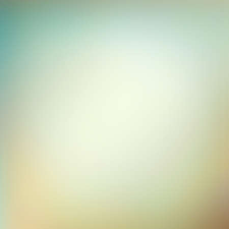 faded vintage background in yellowed blue and brown colors with smooth texture