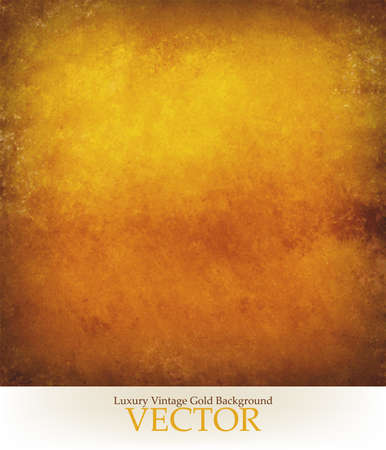 gold textured background: gold background vector image, brown border texture