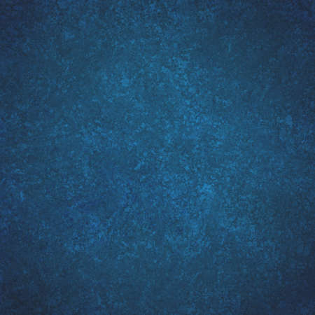 solid background: solid blue background layout with faint messy grunge texture design Stock Photo