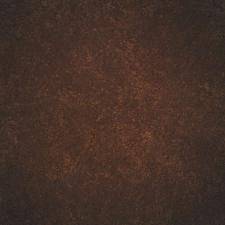 solid dark brown background layout with faint messy grunge texture design