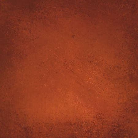 brown background: dark red orange background image. halloween background color. Stock Photo