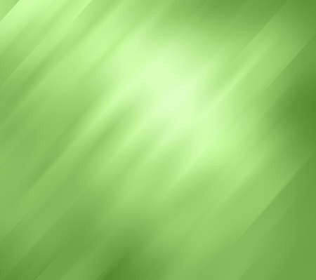elegant green background with diagonal motion blur effect streaks on shiny metallic background color