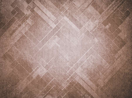 angles: abstract brown background faded geometric pattern of angles and lines, diagonal design elements, textured background