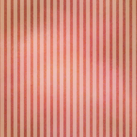 color tone: pink striped background, salmon color tone, with faint texture design
