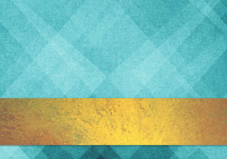 angles: abstract background with angles triangles blocks and diamond shapes in random layered pattern with shiny gold ribbon or stripe, website footer design