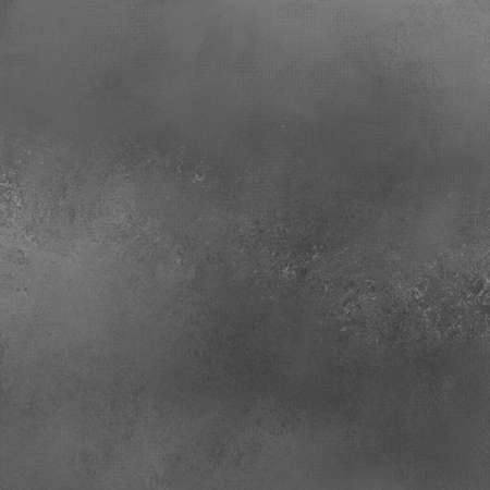 black charcoal gray background with faint canvas texture Stock Photo