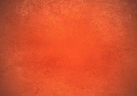 orange halloween color background with vintage texture