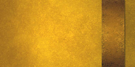 sidebar: luxury gold background design with sidebar panel or ribbon