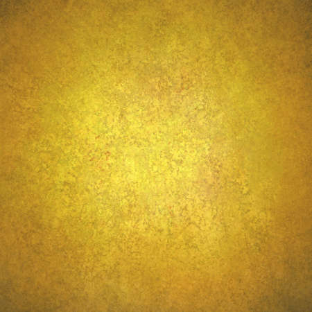 distressed paper: elegant gold background texture paper, faint rustic grunge border paint design, old distressed gold wall paint