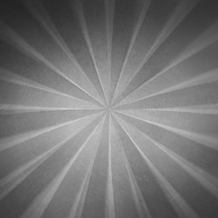 starburst: black and white retro background, cool distressed sunburst radial striped background with old vintage grunge texture and faded color, gray starburst background