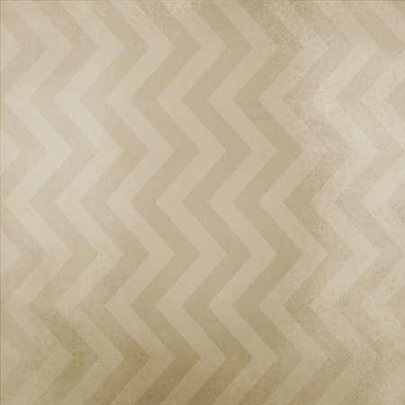 vintage background pattern: vintage brown chevron striped background pattern Stock Photo