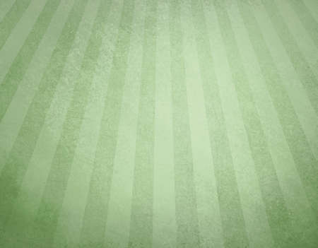 Retro background. Green background. Vintage background. Radial sunburst design element. Striped pattern background. Archivio Fotografico