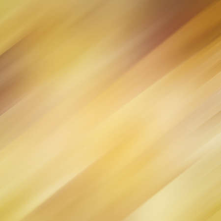 streak plate: abstract background. yellow brown background motion blur design Stock Photo